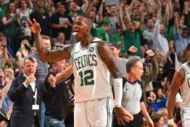 Menangi gim kedua, Celtics sementara unggul 2-0 atas Sixers