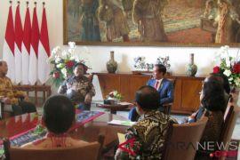 Presiden bahas tatib DPD di UU MD3 bersama pimpinan DPD