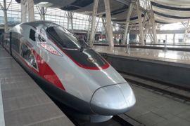 Fuxing dan proyeksi kereta cepat Jakarta-Bandung