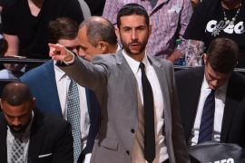 Hornets finalisasi ikat asisten pelatih Spurs