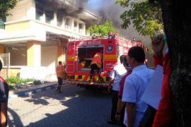 Gudang RSUD Bangil Pasuran terbakar, humas minta maaf