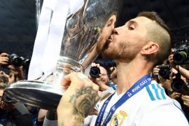 Perang kata-kata berlanjut, Ramos kritisi catatan buruk Klopp