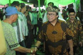 Sambangi Kampung Beting, OSO ajak hancurkan stigma kampung narkoba