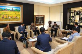 Industri petrokimia Korea siap bangun pabrik di Indonesia