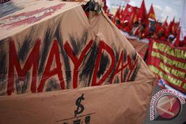 May Day di Filipina, ini tuntutan buruh negara itu