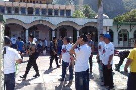 Kawanua di Gorontalo Bakti Sosial di Mesjid Leato