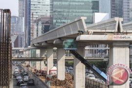 "Kemenko Kemaritiman sebut LRT ""elevated"" agar efisien"