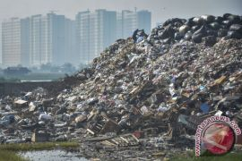 Volume sampah di Jakarta selama Ramadan Meningkat