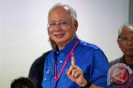 Najib Razak mundur dari Presiden UMNO