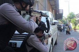 Kantor-kantor sekitar Mapolrestabes Surabaya stop operasi
