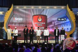 Jaminan keamanan jadi acuan debat publik pilgub Jabar