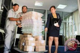Permintaan uang kartal selama libur Lebaran di Sulut capai Rp2 triliun