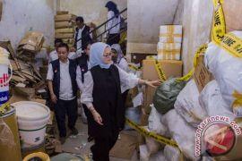 Gudang produk farmasi ilegal di Semarang dibongkar