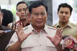 Prabowo Subianto kunjungi Lampung