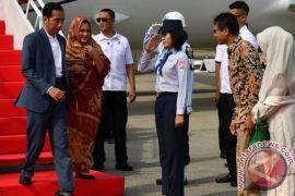 Presiden Jokowi ingin masyarakat gunakan angkutan massal