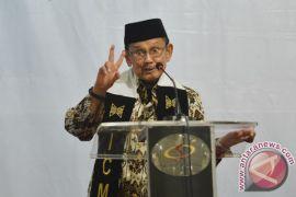 Habibie: Sasaran reformasi masih jauh