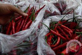 Jelang Lebaran, harga cabai merah di Jambi naik