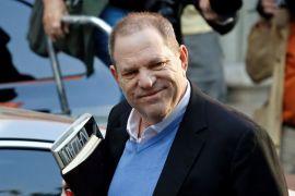 Harvey Weinstein berusaha batalkan tuduhan perkosaan