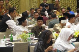 Presiden Buka Puasa Bersama Pimpinan-Anggota DPD