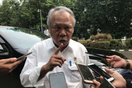 MenPUPR: perbaikan jalan menuju Jakabaring selesai Juli