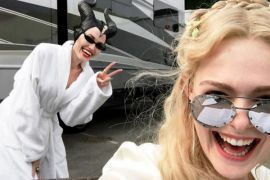 Angelia Jolie bergurau harus kembali jadi Maleficent demi sesuap nasi