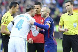 El Clasico dan perebutan zona Liga Europa di La Liga pekan ini