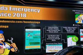 Permudah konsumen, Honda siapkan aplikasi layanan darurat saat mudik