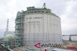 Osaka Gas Engineering siap berikan layanan konsultasi seputar pembangunan depo LNG di Taiwan