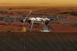 Lander terbaru NASA akan pelajari gempa di Mars