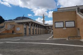 Pengalaman berkesan tarawih di masjid terbesar di Roma