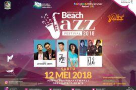 Jazz Pantai Banyuwangi undang Kla Project
