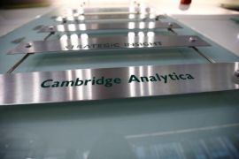 AS selidiki Cambridge Analytica