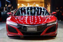 Honda NSX, sedan sport berteknologi hibrida