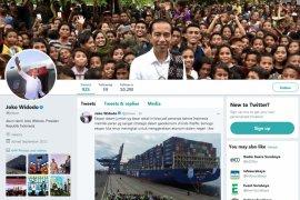 Istana Amankan Akun Presiden Jokowi