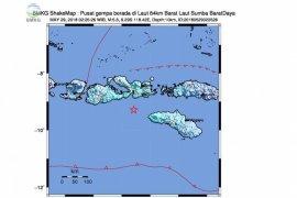 Gempa Tektonik Sumba Barat Daya Akibat Aktivitas Sesar Mendatar
