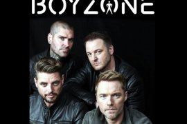 Boyzone Gelar Konser Perpisahan di Surabaya