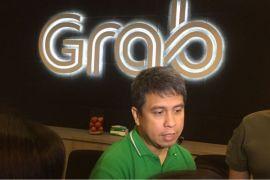 Isi ulang OVO di pengemudi Grab
