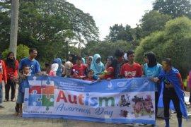 Mahasiswa IPB peringati hari autis bersama Rumah Autis Bogor