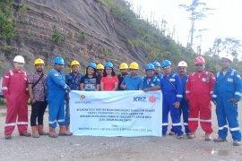 Jurnalis Maluku kunjungi perusahaan minyak di Bula