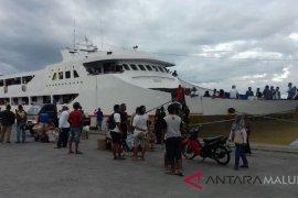 Pelayaran Ternate-Jailolo dibuka