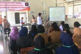 PT STP latih warga olah ikan Nila