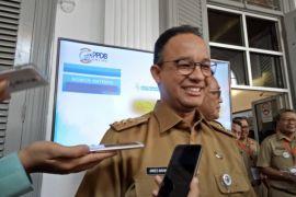 Agenda Gubernur DKI, lepas obor hingga dengan pidato presiden