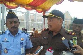 Lapas Meulaboh fasilitasi eksekusi cambuk