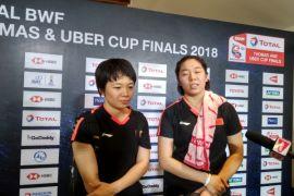 Korea Selatan dan China ke semifinal Piala Uber