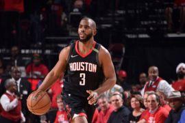 Houston Rockets tanpa Chris Paul pada Game 6