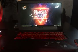 Asus hadirkan laptop entry gaming, seri TUF