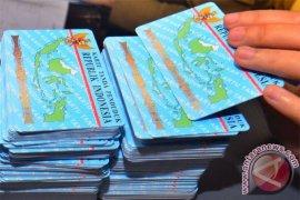 Polres Bogor amankan KTP tercecer