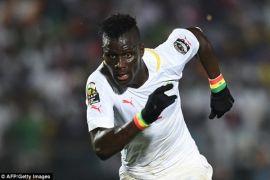 PIALA DUNIA - Bek andalan Senegal yakin sembuh sebelum kick-off
