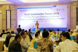 """Program """"Lampung Terang"""" 100 Persen Bisa Lebih Cepat"""