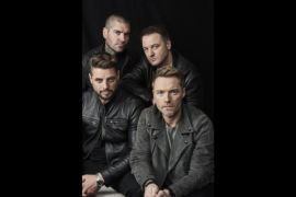 Boyzone gelar konser perpisahan di Indonesia 23 Agustus